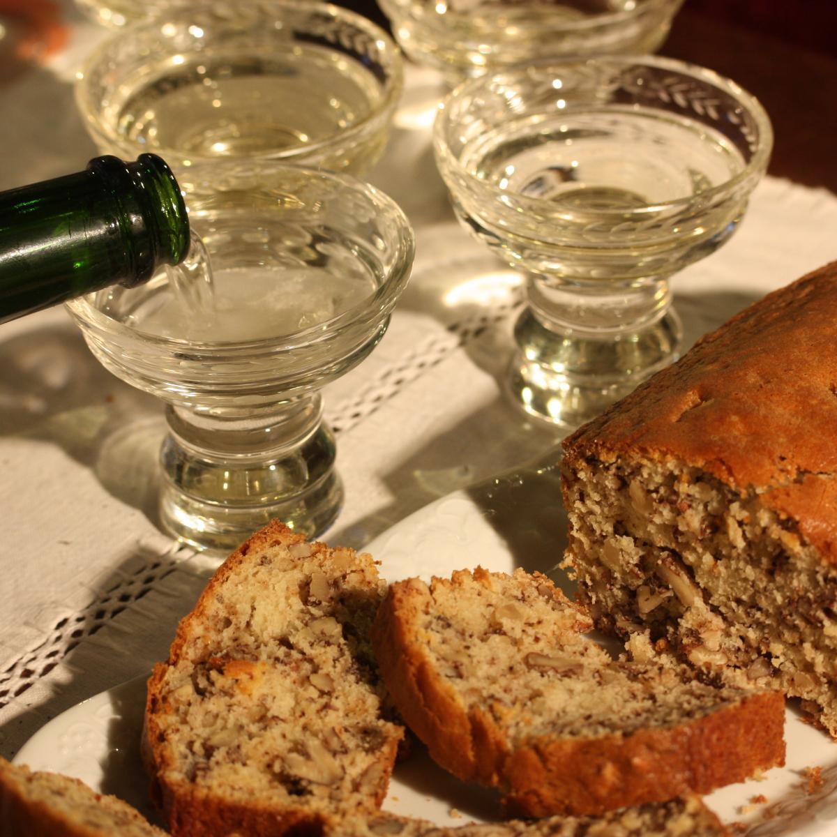 06 Gâteau Aux Noix
